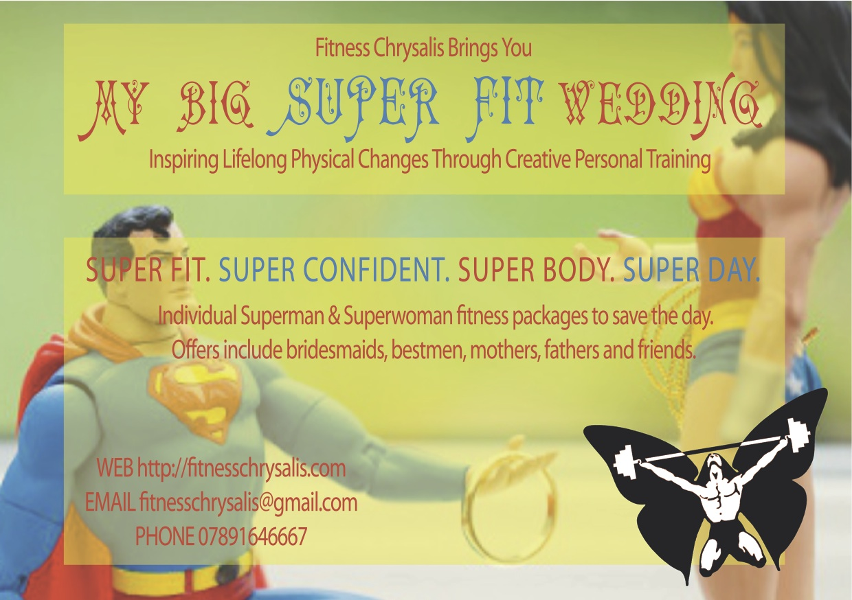Superfit wedding
